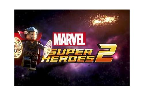 descargar gratis marvel superheroes games