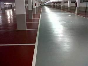 Resine Epoxy Sol Garage : sols r sine poxy des planchers moderne et brillant ~ Dode.kayakingforconservation.com Idées de Décoration