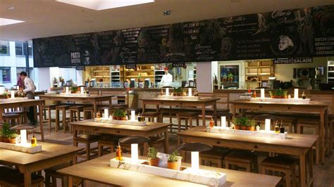 equipement cuisine restaurant vapiano