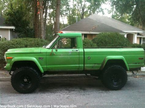 jeep honcho lifted image gallery lifted j10