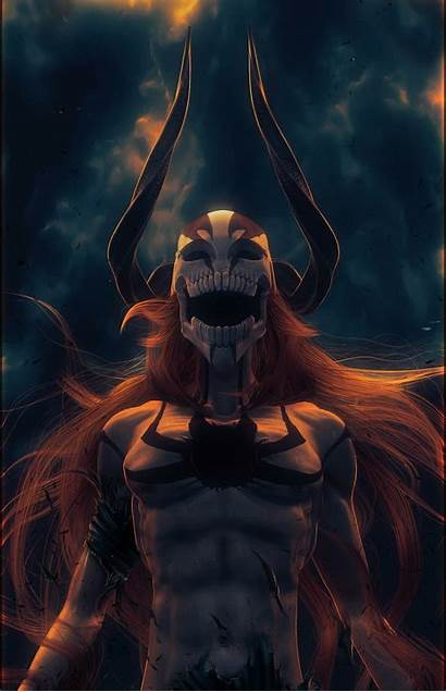 Ichigo Hollow Bleach Form Kurosaki Code Anime