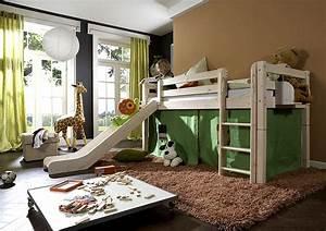 Kinderzimmer Mit Hochbett Und Rutsche : hochbett f r kinder massivholz m bel in goslar massivholz m bel in goslar ~ Frokenaadalensverden.com Haus und Dekorationen