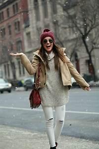 Style Vestimentaire Femme : 1001 id es quelle tenue d 39 hiver choisir cette ann e ~ Dallasstarsshop.com Idées de Décoration