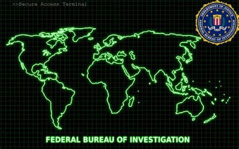 fbi bureau of investigation background desktop wallpapersafari