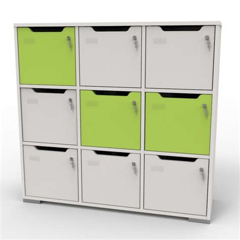 casier de bureau vestiaire casier bois meuble vestiaire design