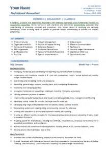 professional resume template accountant cv document template core competencies resume resume format download pdf