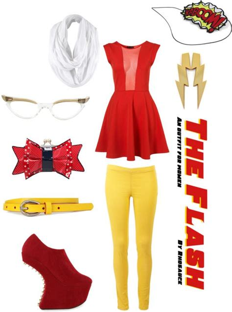flash feminine sweet threads flash costume