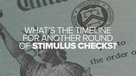 stimulus check second payments timeline coronavirus economists checks round package krem tegna last week answers questions status wfmynews2 wcnc kgw