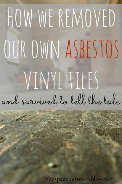 worried  asbestos exposure vinyl tiles