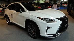 Lexus Rx 450h 2017 : 2018 lexus rx 450h diamond exterior and interior auto z rich car show 2017 youtube ~ Medecine-chirurgie-esthetiques.com Avis de Voitures