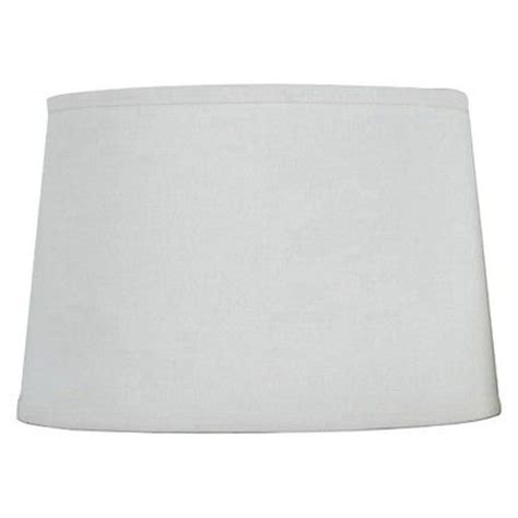 drum l shades target threshold drum linen l shade white large target