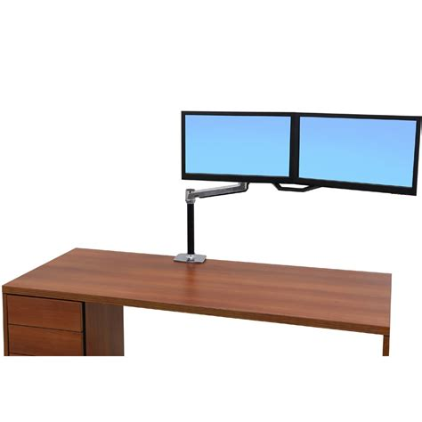 ergotron lx hd sit stand desk mount lcd arm lx hd sit stand desk mount lcd arm ergotron 45 384 026