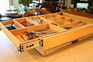 Tiered - 8 Awesome DIY Drawer Organizers DIY