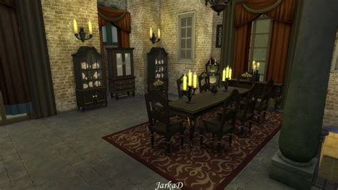 jarkad sims  vampire mansion sims  downloads