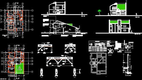 design floor plans for homes free house design autocad drawing bibliocad kaf mobile homes