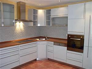 Echtholz Arbeitsplatte Küche : kuechen ~ Michelbontemps.com Haus und Dekorationen