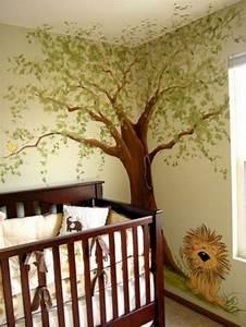 Babyzimmer Wände Gestalten : die 25 besten ideen zu wandgestaltung kinderzimmer auf pinterest babyzimmer wandgestaltung ~ Sanjose-hotels-ca.com Haus und Dekorationen