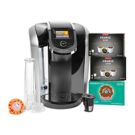These type of pods are available officially from keurig or from which are the best rated reusable pods for keurig? Keurig K55 Coffee Maker Black