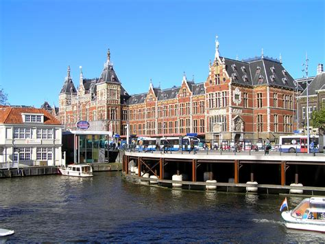 The Netherlands Images Amsterdam Hd Wallpaper And