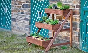 Gartenküche Selber Bauen Bauplan : pflanzenregal pflanztisch ~ Eleganceandgraceweddings.com Haus und Dekorationen