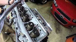 Lt1 V8 Engine Cylinder Head Installation Walkthrough
