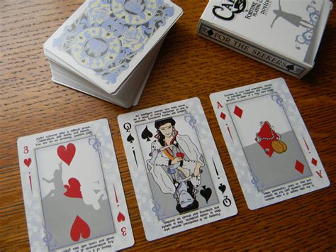 Spice road, players are caravan leaders who travel the famed silk road to deliver spices to the far reaches of the continent for fame and glory. Caravan of SEE'ers Fortune Telling Playing Cards blue