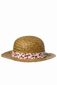 Chapeau De Paille Enfant : chapeau paille fille ~ Melissatoandfro.com Idées de Décoration