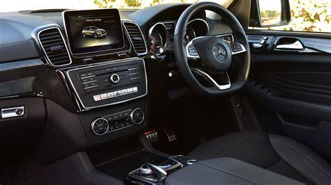 Mercedes Benz Gle 2016 450 Amg Coupe Interior Car Photos