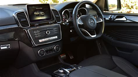 By comparison, the gle 450 amg will cost around 75,000 euros, leaving enough space between the new amg sport line and the top of the line amg models. Mercedes Benz GLE 2016 450 AMG Coupe Interior Car Photos - Overdrive
