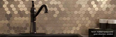 how to install a tile backsplash in kitchen peel and stick metallic tiles by aspect decor 9758
