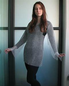 light weight female CHAINMAIL SHIRT CHAIN MAIL ARMOR ...