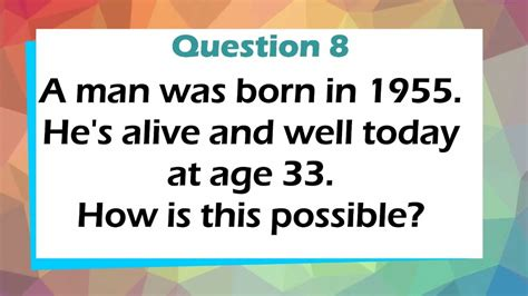 New 2017 Brain Teasers For Kids And All Youtube