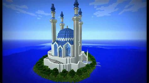 kulsharif mosque  minecraft youtube