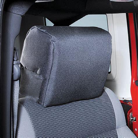 misch  jkhp headrest pad    jeep wrangler