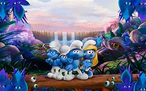 Smurfs The Lost Village Wallpapers | HD Wallpapers | ID #19404