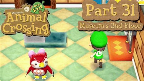 animal crossing  leaf part  unlocking museums