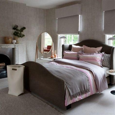 pink  grey bedroom home pinterest gray bedroom bedrooms  gray