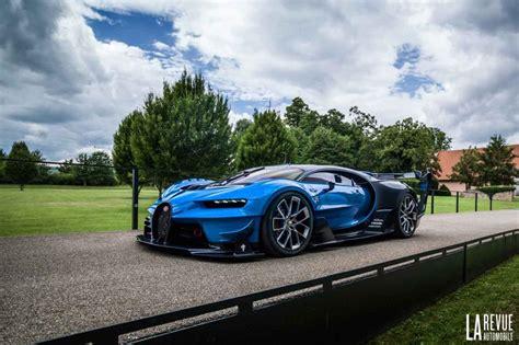 Bugatti Monterey > La Bugatti Chiron Fait Le Show Au
