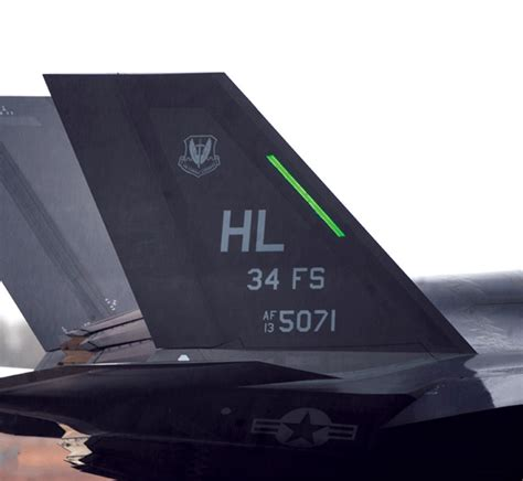 Hill's F-35as Arrive For Red Flag 17-1