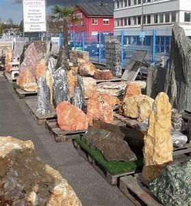 grosse natursteine fur garten garten design ideen um ihr With französischer balkon mit natursteine findlinge für den garten