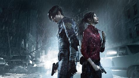 Is There A Correct Order To Play The Resident Evil 2