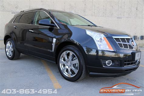 2011 Srx Cadillac by 2011 Cadillac Srx Luxury Performance Envision Auto