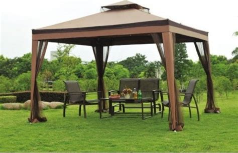 big lots opp gazebo replacement canopy fabric