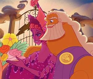 Zeus & Hera - Non-Disney Disney Manips Crossovers club ...