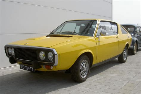 1973 Renault 17 Ts R1313 Renault 17 Ts Injection 1973