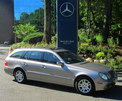 Request a dealer quote or view used cars at msn autos. 2004 Mercedes-Benz E320 wagon at 2012 June Jamboree in Montvale, NJ   CLASSIC CARS TODAY ONLINE