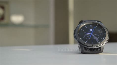 samsung to launch new galaxy s smartwatch at ifa 2017 report the indian express