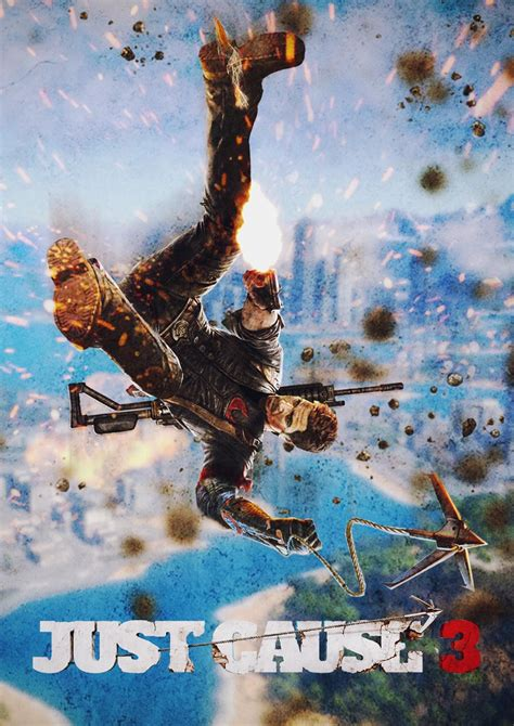 Just Cause 3 Gaming Wallpapers And Trailer - XciteFun.net