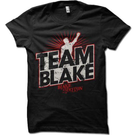 blake shelton team join blake shelton s team get your official quot team blake