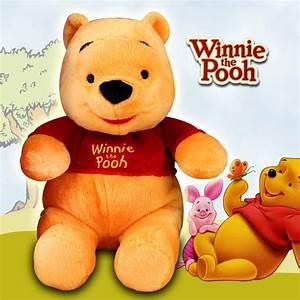 Winnie Pooh Wandtattoo Xxl : disney winnie pooh pl sch stofftier kuscheltier b r baer pluesch pl schtier puuh ebay ~ Bigdaddyawards.com Haus und Dekorationen